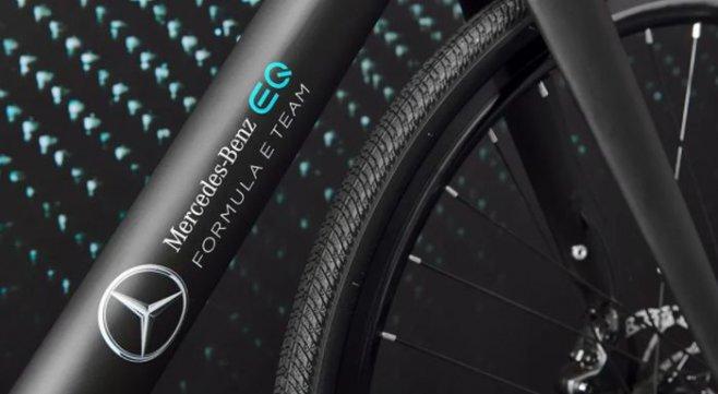 Электрический велосипед от Mercedes-Benz за 3200 долларов
