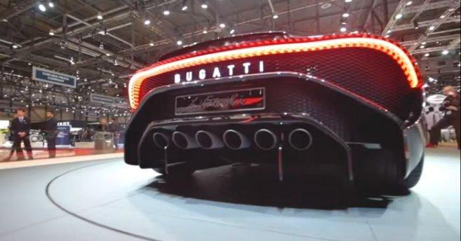 Как выглядит и на что способна самая дорогая машина в мире за 11 миллионов евро