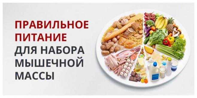 Простые правила питания для тех кто ходит в качалку