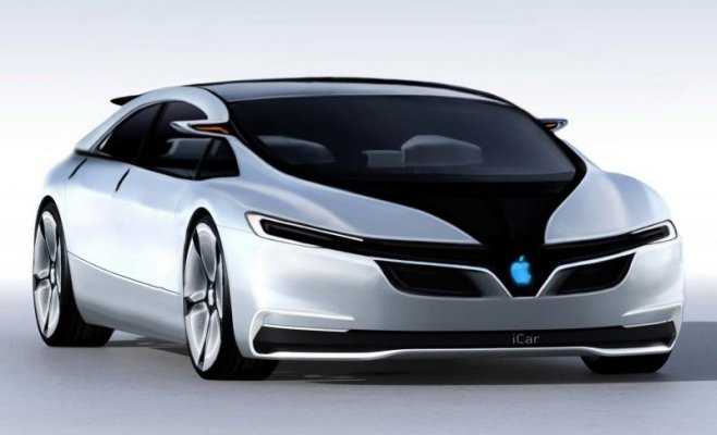 Каким будет первый автомобиль от компании Apple