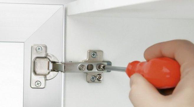 Как поставить петли в мебель и на двери - легко и просто (инструкция)