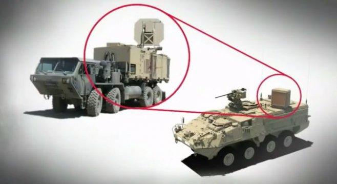 Современное вооружение которое завораживает своей технологичностью и возможностями
