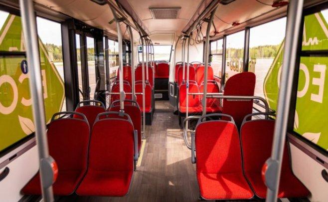Электрический автобус от белорусов МАЗ-303Е (обзор)