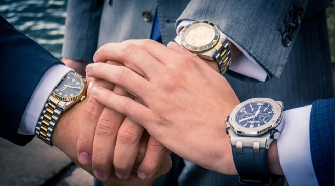 Основные правила и советы при выборе мужских часов