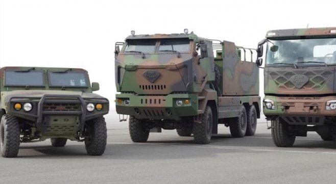 Уникальные военые грузовики со всего мира (обзор)