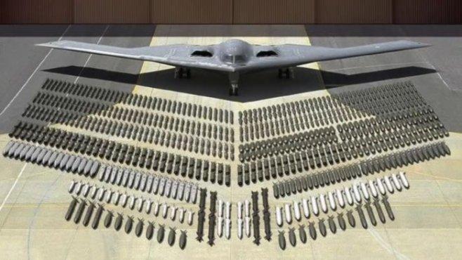 Чем так уникален американский бомбардировщик B2 Spirit