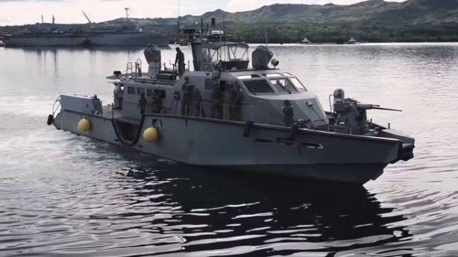 Лучшие военные катера разных армий мира