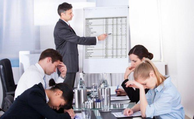 Главная ошибка руководителя на совещаниях
