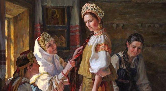 Каких девушек у славян не брали замуж и что их ждало потом