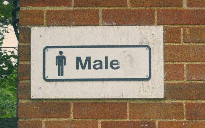 Негласные правила поведения для мужчины в общественном туалете