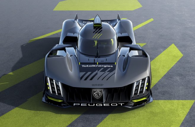 Электрический гиперкар от Peugeot удивил всех