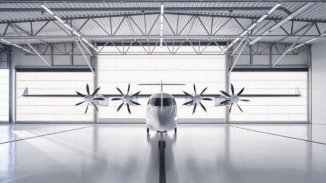 Электрические самолёты - это уже реальность