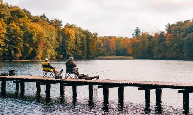 Почему многие мужчины любят охоту, рыбалку и вылазки на природу