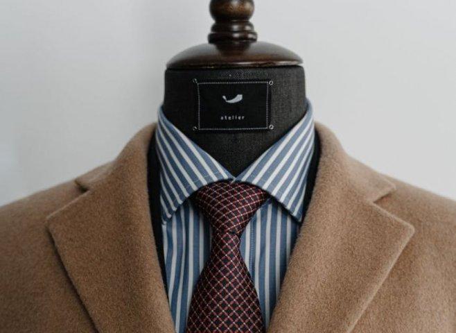 Как правильно подобрать воротник рубашки и галстук по форме вашего лица